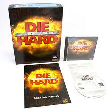 Die Hard Trilogy para Windows 95 y 98 en caja grande por sonda de entretenimiento, 1996