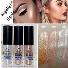 3 Color Shimmer Exquisite Concealer Highlighter Liquid Brightener Make Up beauty