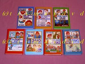 Sams Buchreihe Band 1-7 _ Komplett Gebundene Ausgaben _ Mehr Bücher im SHOP