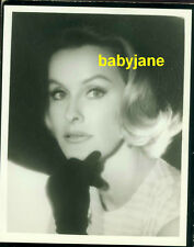 DINA MERRILL VINTAGE 8X10 PHOTO DOUBLE WEIGHT STAMPED NOT FOR PUBLICATION