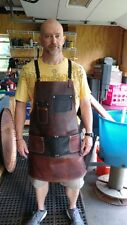 Leather Apron - Forging Equipment - Blacksmithing - Gifts for Men - Carpentry