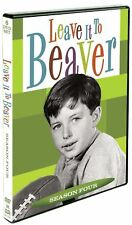 New: LEAVE IT TO BEAVER - Complete Season 4 DVD (39 Episodes, 6 Discs)