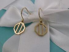 Tiffany & Co 18K Gold Zellige Picasso Earrings