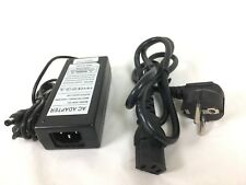 AC 180-240V To 12V 3A LED Power Supply Adapter Transformer EU Plug ship from USA