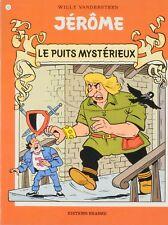 BD occasion Jérôme Le puits mystérieux