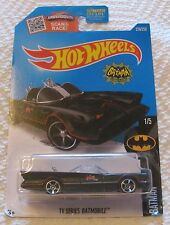 HOT WHEELS BATMOBILE 1966 TV SERIES - NEW 2016 ISSUE - GHOST FLAMES! 226/250