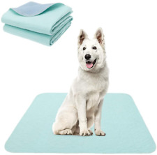 KOOLTAIL Washable Pee Pads for Dogs - Waterproof Dog Mat Non-Slip Puppy Potty Tr
