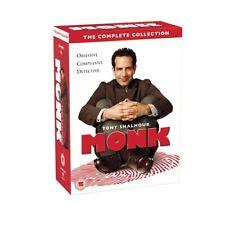 Monk: Complete Series (Box Set) [DVD]