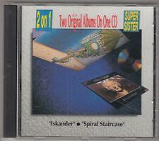 SUPERSISTER - iskander / spiral staircase CD