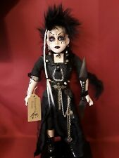 Sinisterly Sissy's 'Rainn' Undead,Spooky,Creepy,Haunted,Goth,Punk,22 in w/Stand