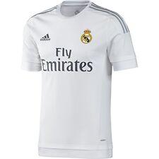 d86c69be5 ADIDAS REAL MADRID YOUTH HOME JERSEY 2015 16 BOYS LA LIGA SPAIN.