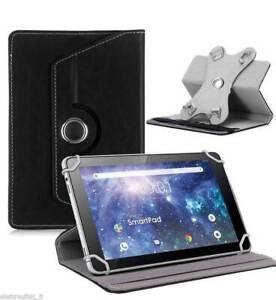 CUSTODIA COVER universale e SUPPORTO Stand per Mediacom SmartPad iyo 10