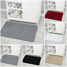 Extra Large Washable Non Slip Bath Mats Water Absorbent Bathroom Shower Mat Rugs