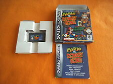 Mario vs Donkey Kong in OVP Gameboy Advance Nintendo