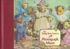 The Teddy Bear Lover's Photograph Album 1999 Robert Frederick Ribbon Side Tie