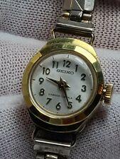 Vintage Seiko Diashock 17 Jewels Ladies Watch