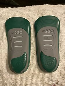 New cf  220 Dr Scholls Custom Fit Orthotics Insoles Esprit G Summer Chic July 04
