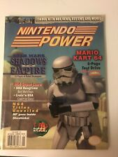Nintendo Power Magazine 1997 Volume 92