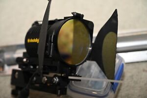 Dedolight DLOB Aspherics 2 and Colourtran stand Bulbs NOTE DLOB Lamp