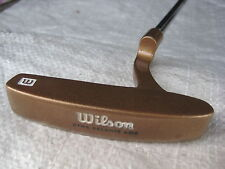 Wilson dyna balance 406 putter. Restored head. Right hand. 35.5 inch. 3175