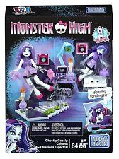 Mega Construx Monster High Ghostly Gossip Column Building Kit