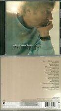 """CD - ALAIN SOUCHON : SOUCHON EN CONCERT """" J' VEUX DU LIVE """" COMME NEUF LIKE NEW"""