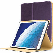 Apple iPad Air 3 Smart Cover | Protective Luxury Case Cover Stand | Purple