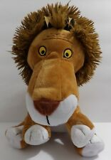 """10"""" Kohls Cares Plush Stuffed Tawny Scrawny Lion Toy Animal"""