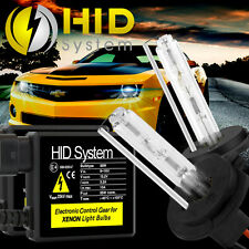 HIDSystem HID Xenon Headlight Conversion KIT 35W H1 H3 H4 H7 9005 9006 9007 881