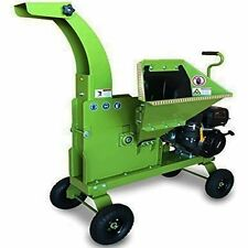 "Gasoline Wood Chipper - Kohler 14 HP Engine - 3 1/2"" Diameter - Recoil Start"