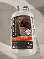 New listing Cosequin Ds Maximum Strength Plus Msm for Dogs All Sizes (250 Count) New 06/2023