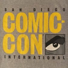 licensed COMIC-CON SAN DIEGO LOGO t shirt-GRAPHITTI DESIGNS-no repro-NEW--(XL)