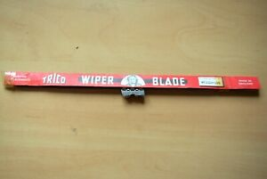 Vintage Trico flat car wiper blade 10 inch blade new old stock original packet
