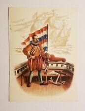 1962 Holland America Cruise Ship Lines SS Rotterdam Menu March 28, 1962