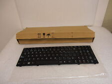 New! Genuine Lenovo French English Keyboard 25012352 IdeaPad G570 G575 G770 G770