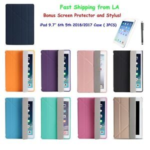 iPad 6th Generation Cases (also 5th) Ultra Origami Slim A1893 A1954 A1822 A1893
