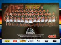 ✺New✺ 2017 PENRITH PANTHERS NRL Poster - 42cm x 29.5cm