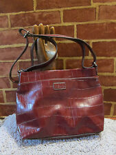 NEW RELIC by FOSSIL RED SHOULDER BAG  1112