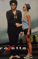 ROXETTE - A3 Poster (ca. 42 x 28 cm) - Clippings Fan Sammlung NEU