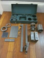 Machinist Lathe Mill Toolmaker made Precision Tool Scale Balance ? w/ Custom Box