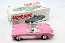 Luxe Car 1 / 18 Corvette Cabrio C1 tin plate OVP NEW / NEU