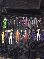 huge marvel And DC action figure lot