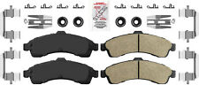 Disc Brake Pad Set-SLE Front Autopartsource PTC882