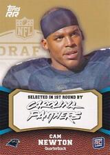 2011 Topps Rising Rookies Gold #130 Cam Newton RC Panthers