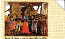 Omaggio private - Botticelli n°15-Usata
