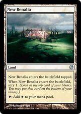 New Benalia X4 NM  Duel Decks Heroes Vs Monsters MTG Magic Cards Land Uncommon