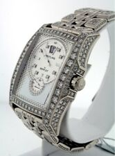 Breitling Bentley Flying B 18k White Gold ALL DIAMOND $147,000.00 Limited watch.