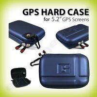 """GPS Blue Hard Case for 5.2"""" TomTom XXL 540T, 540TM, 540"""