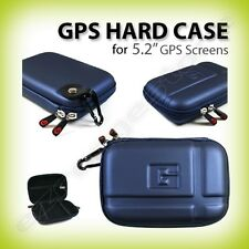 "GPS Blue Hard Case for 5.2"" TomTom XXL 540T, 540TM, 540"