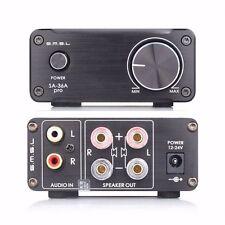 2017 SMSL SA-36A Pro Mini Integrated Digital Power Stereo Audio Amplifier